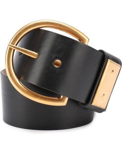 Ремень металлический черный Tom Ford