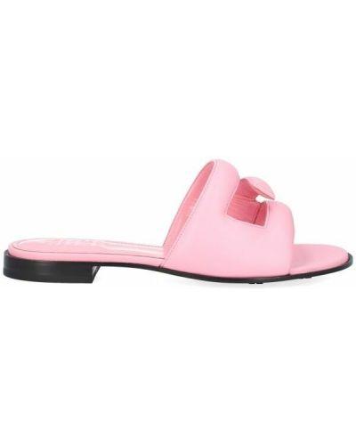 Sandały - różowe Givenchy