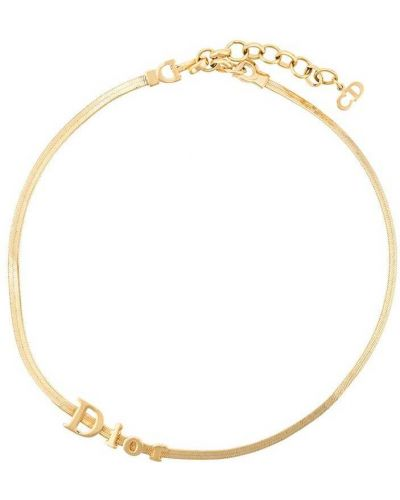 Чокер Christian Dior Pre-owned