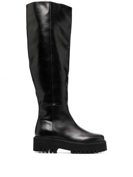 Кожаные сапоги - черные Dorothee Schumacher