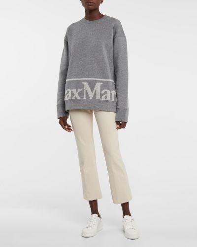 Bluza bawełniana S Max Mara