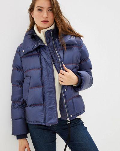 Зимняя куртка утепленная спортивная Sportmax Code