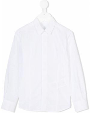 Белая рубашка на пуговицах Tagliatore Junior