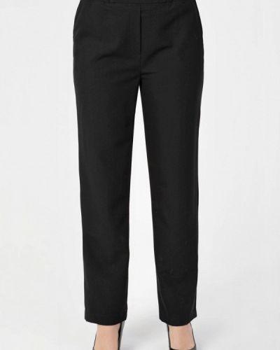 Прямые черные брюки Prima Linea