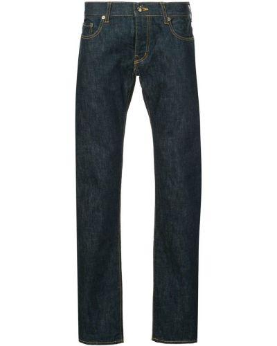 Расклешенные джинсы с карманами классические Addict Clothes Japan