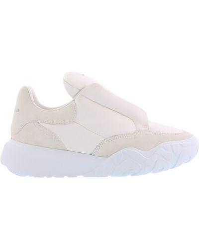 Sneakersy niskie - beżowe Alexander Mcqueen