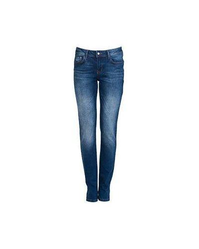 Синие джинсы-скинни Ice Iceberg