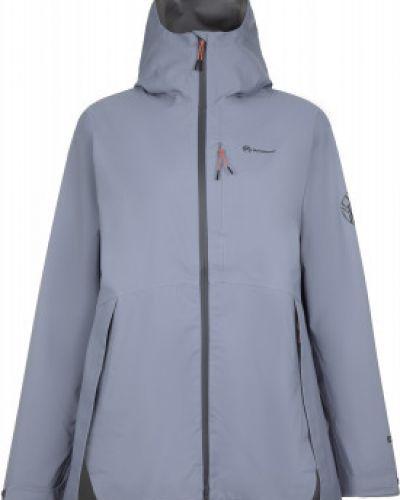 Прямая фиолетовая куртка на молнии Outventure