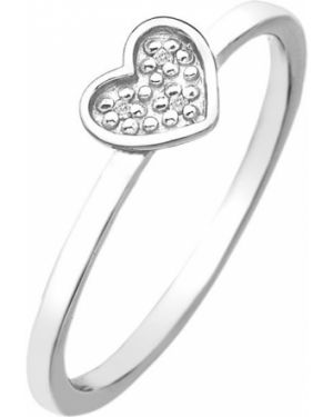 Кольцо из серебра с бриллиантом Hot Diamonds