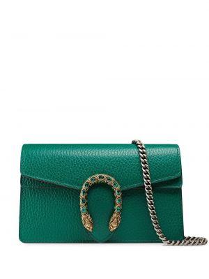 Torebka na łańcuszku, zielony Gucci