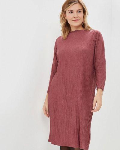 Платье осеннее прямое Milanika