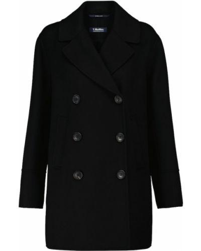 Czarna kurtka elegancka S Max Mara