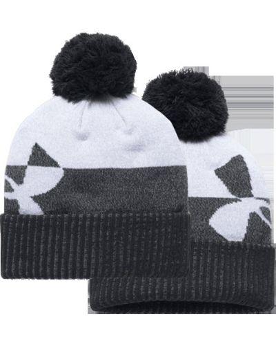 Зимняя шапка бини Under Armour