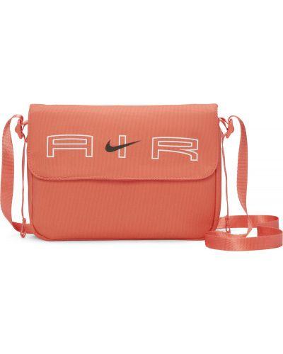 Красная сумка для тренировок Nike