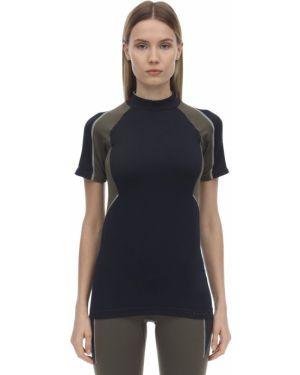 Рубашка без воротника с воротником-стойкой Falke