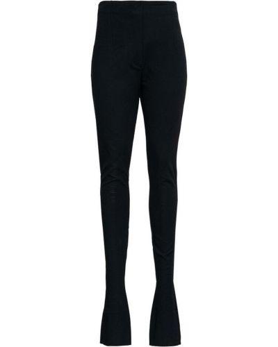 Spodnie sportowe - czarne Jacquemus