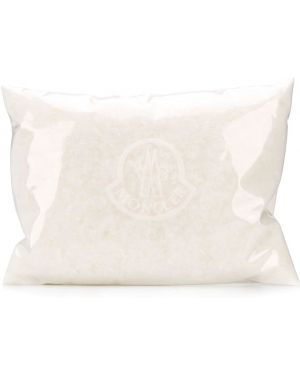 Torba sprzęgło biały Moncler