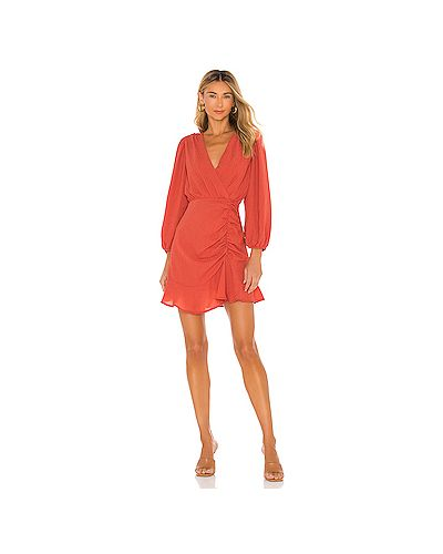 Платье на молнии с подкладкой с декоративной отделкой Minkpink