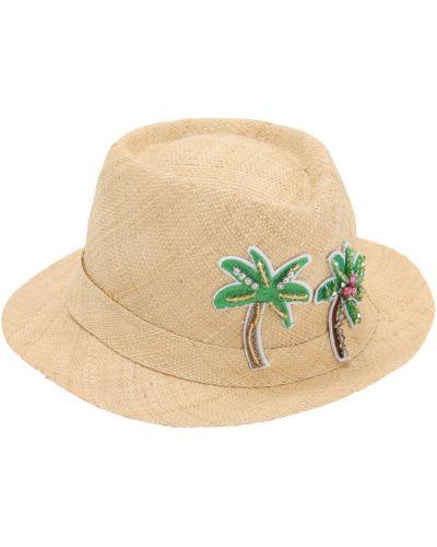 Шляпа соломенный Selini Action
