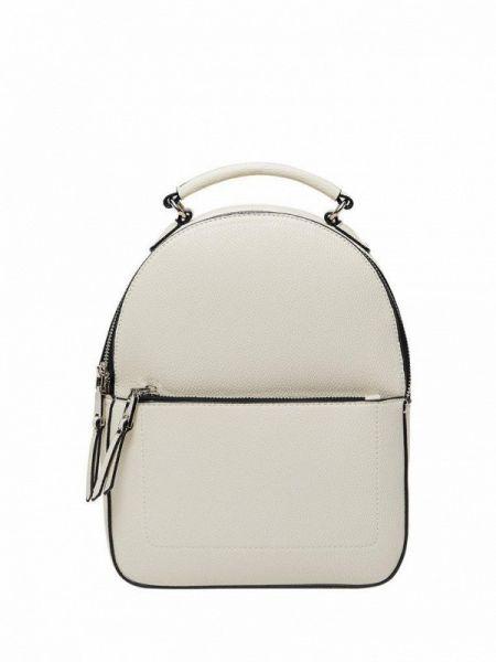 Рюкзак белый городской Stradivarius