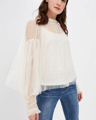 Блузка с длинным рукавом осенняя Danity