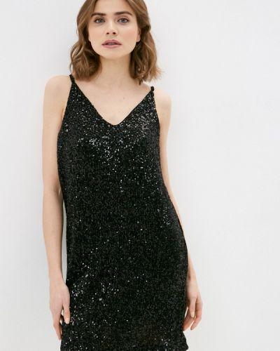 Черное вечернее платье Haily's