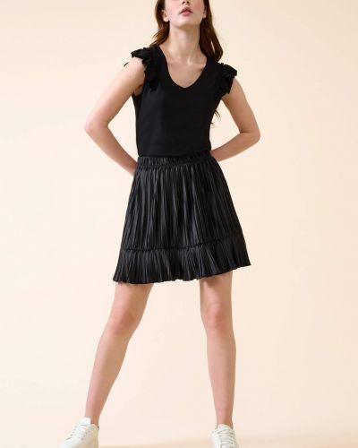 Czarna spódnica mini Orsay