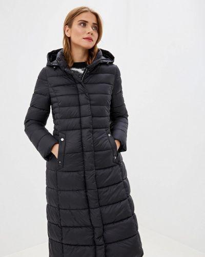 Зимняя куртка утепленная черная Gerry Weber