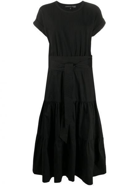 Платье мини миди футболка Veronica Beard