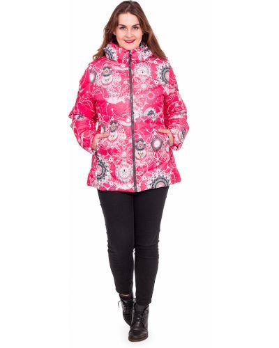 Куртка с капюшоном утепленная черная Lacywear