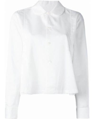 Рубашка хлопковая белая Comme Des Garçons Comme Des Garçons