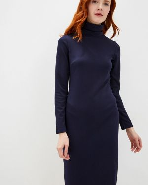 Платье - синее Mirrorstore