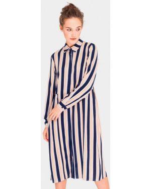 Разноцветное платье Shtoyko