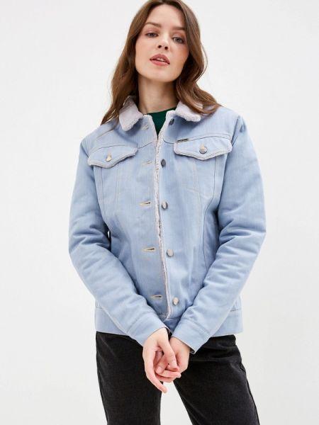 Джинсовая куртка - голубая Dasti