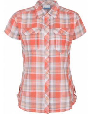 Рубашка с коротким рукавом теплая Columbia