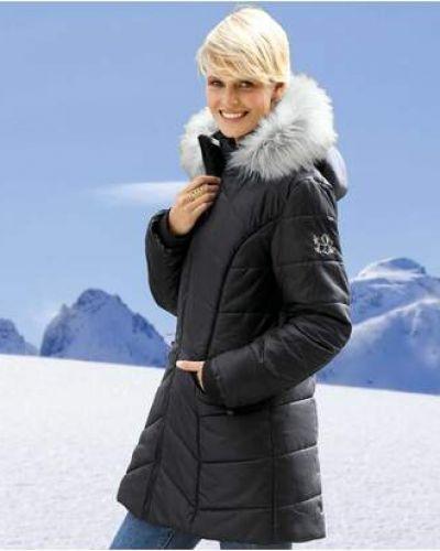 Черная куртка с капюшоном Atlas For Men