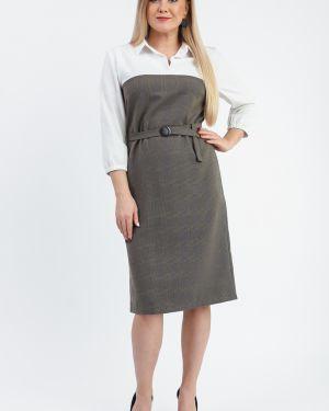 Платье с поясом на молнии на резинке Lacywear