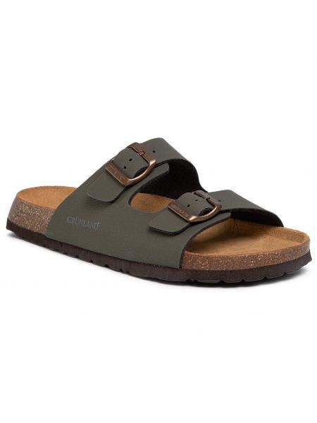 Sandały skórzany Grünland