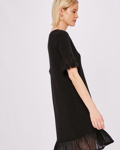 Платье мини с V-образным вырезом прямое Silvian Heach