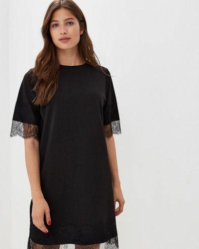 Черное платье осеннее Befree
