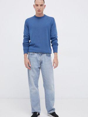 Хлопковый свитер Cross Jeans