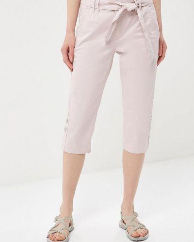 Розовые брюки Luhta