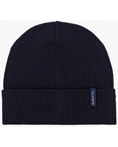 Синяя шапка Ferz