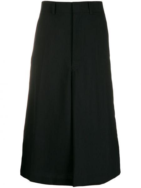 Черные шорты с карманами Junya Watanabe