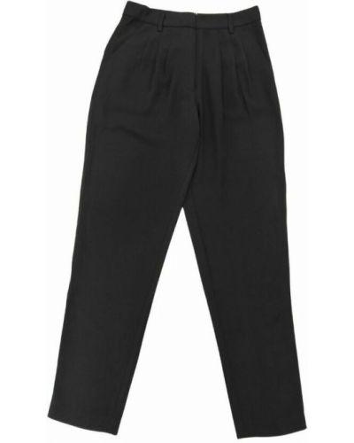 Czarne spodnie Ichi