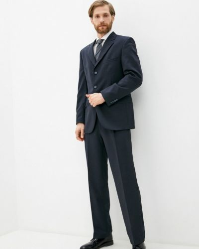 Костюмный синий костюм Mishelin