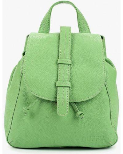 Зеленый весенний рюкзак Duffy