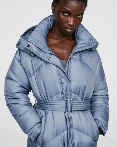 Утепленная куртка - оранжевая Oysho