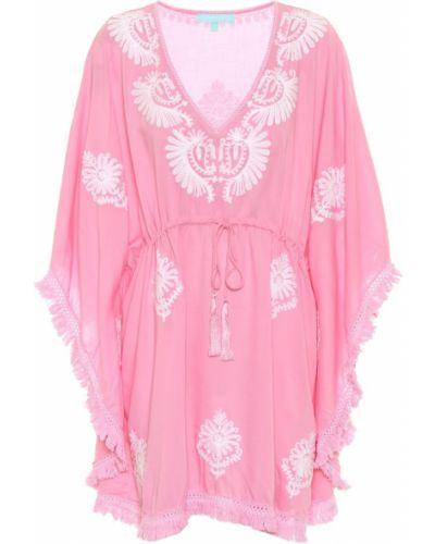 Розовый кафтан Melissa Odabash