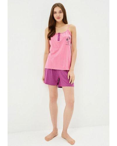 Пижама пижамный фиолетовый Kinanit